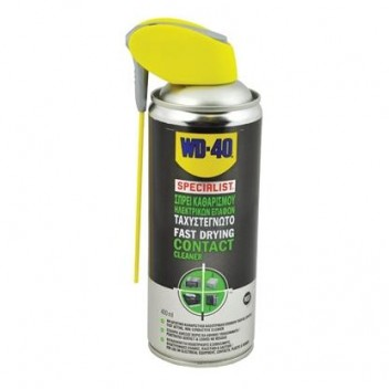 WD-40 SPECIALIST CONTACT CLEANER SPRAY Contact 400ml