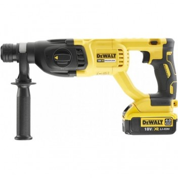 DEWALT 18V XR ΠΙΣΤΟΛΕΤΟ SDS-PLUS 26MM 2.6J (DCH133M1)