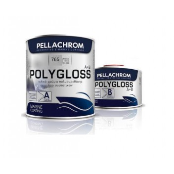 POLYGLOSS 700 WHITE A-B 750ml