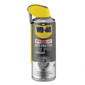 WD-40 SPECIALIST DRY PTFE LUBRICANT 400ml
