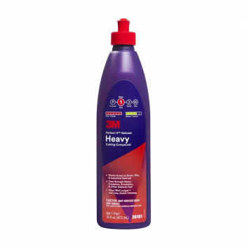 3M™ PERFECT-IT™ GELCOAT HEAVY CUTTING COMPOUND (01782-500)