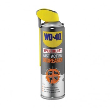 WD-40 SPECIALIST FAST ACTING DE-GREASER 500ml
